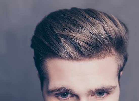One example of Golden Scissors modern mens haircuts