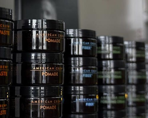 Side view of American Crew Hair Products near me