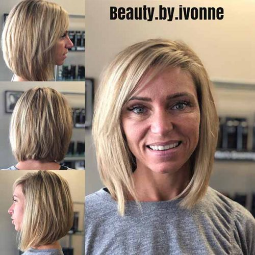 Womens Haircut Portfolio 1